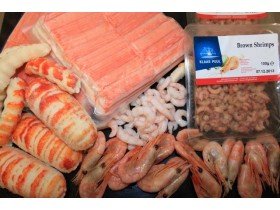 Prawn and Surimi Pack